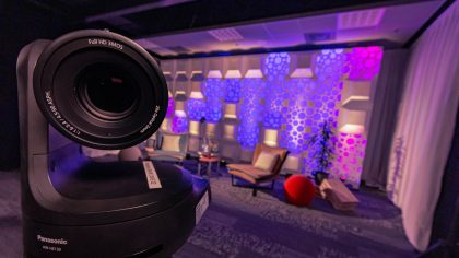 Livestream Studio Camera