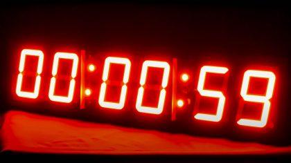 Livestream Studio Countdown Timer