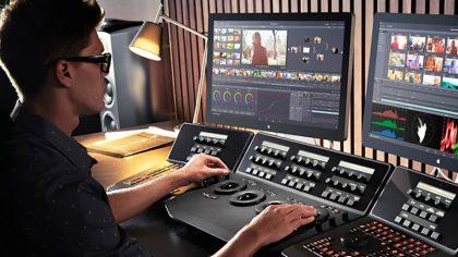 Livestream Studio Vormgeving